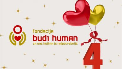 """Photo of Četiri godine Fondacije """"Budi human"""""""