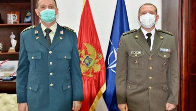 Photo of Crna Gora i Ukrajina jačaju saradnju u domenu odbrane