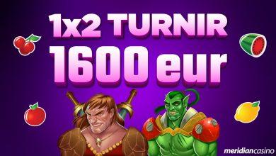 Photo of Budite kraljevi igre i uskočite u 1×2 Turnir na Meridian kazinu!