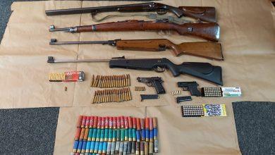 Photo of UHAPŠEN BERANAC: Pronađeno oružje i municija u ilegalnom posjedu