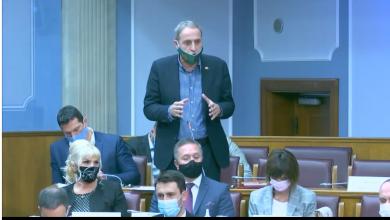 Photo of UŽIVO: POPOVIĆ: Država u opasnosti, Crna Gora se mora spašavati; RADUNOVIĆ: Kako Vas nije sramota da nas nazivate neprijateljima CG