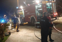 Photo of Izbio požar u kući, izgorio krov