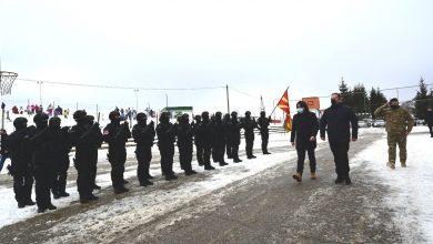 Photo of Sekulović prisustvovao pokaznim vježbama elitnih jedinica MUP-a R. Sjeverne Makedonije