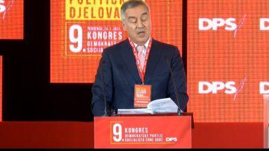 Photo of ĐUKANOVIĆ: DPS pokazuje da je ubjedljiv promoter evropskog sistema vrijednosti u Crnoj Gori