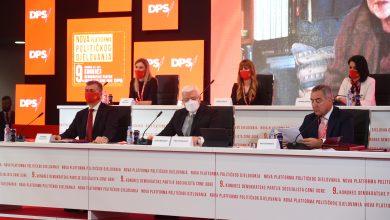 Photo of KONGRES DPS-A: Marković na čelu političkog savjeta, Bošković generalni sekretar?