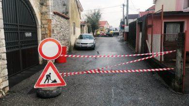 Photo of Počela rekonstrukcija ulice Slobodana Škerovića na Draču