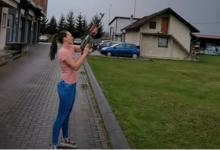 Photo of UHAPŠENA djevojka koja je na BADNJI DAN pucala iz AUTOMATSKE PUŠKE (VIDEO)