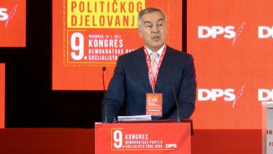 Photo of ĐUKANOVIĆ: Logično je da promjene u DPS-i krenu od Duška Markovića