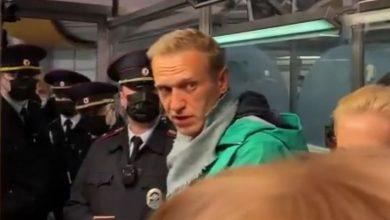 Photo of NAVALJNI STIGAO U RUSIJU: Uhapšen poslije pasoške kontrole