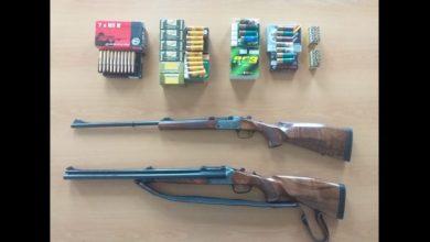 Photo of PRETRESI NA CETINJU: Policija od bezbjednosno interesantnog lica oduzela puške, municiju i vozilo